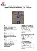 Cartel Taller Mujer Arte y Acción Social en Getxo